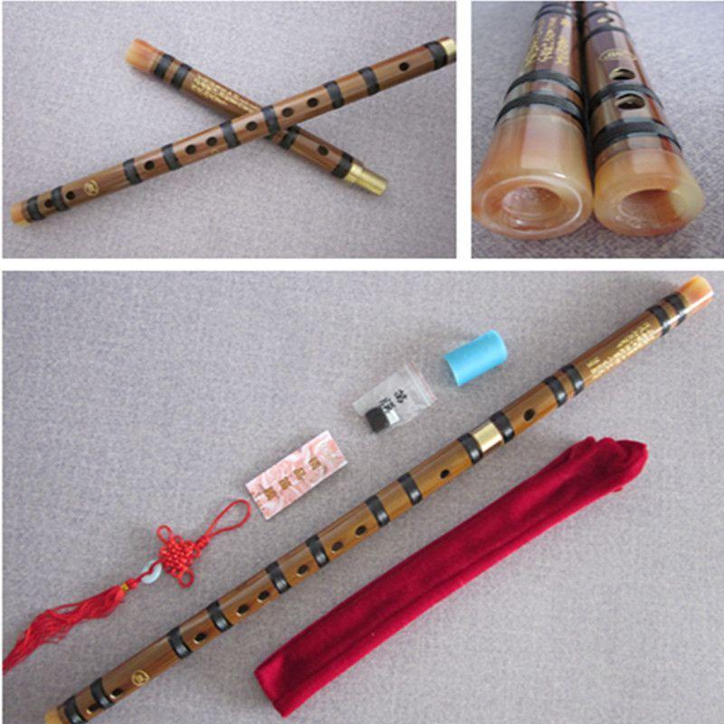 Professionelle Bambus Dizi Flöte Traditionelle chinesische
