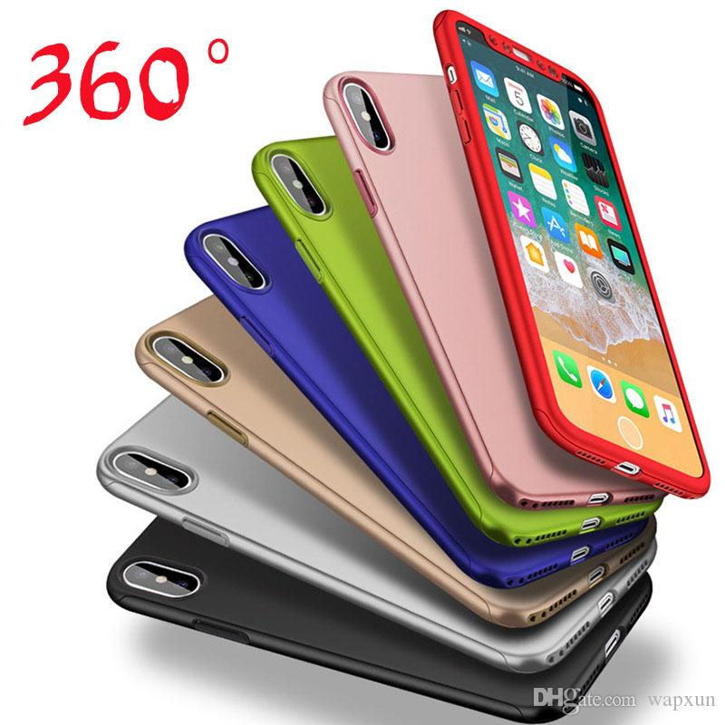 fundas iphone x 360