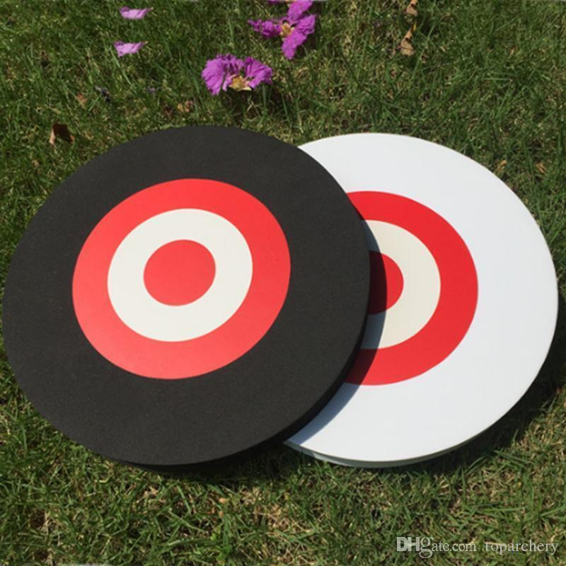 Archery EVA Arrow Target Foam Board Self Healing Bow Moving Hunting 25X3cm HOT