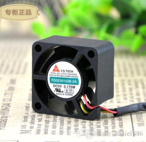 Ю. С. FD0530152B-2А 3015 5В 0.175 Вт 30*30*15 мм 3 провода вентилятор радиатора