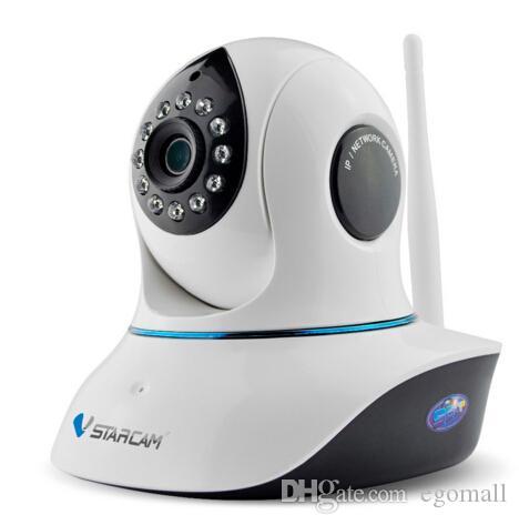 Vstarcam C38A 960P HD P2P 1.3 MegaPixel Wireless IP Camera with Pan/Tilt SD Card Slot and IR Cut Two Way Audio