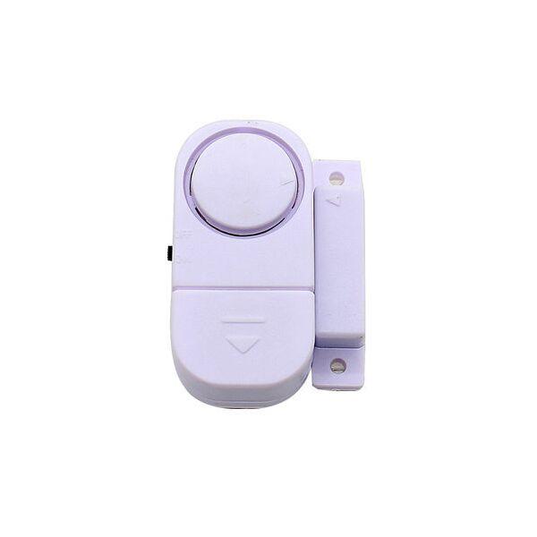 ALKcar Sensörleri Kablosuz Ev Kapı Pencere Giriş Hırsız Alarm Sinyali Güvenlik Güvenlik Alarm Anahtarı Guardian Koruyucu
