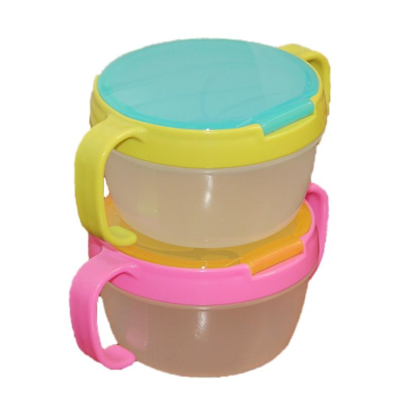 Infants-Kid-360-Rotate-Spill-Proof-Bowl-Dishes-Tableware-Baby-Snack-Bowl-Food-Container-Feeding-Children-Dish-T402 (2)