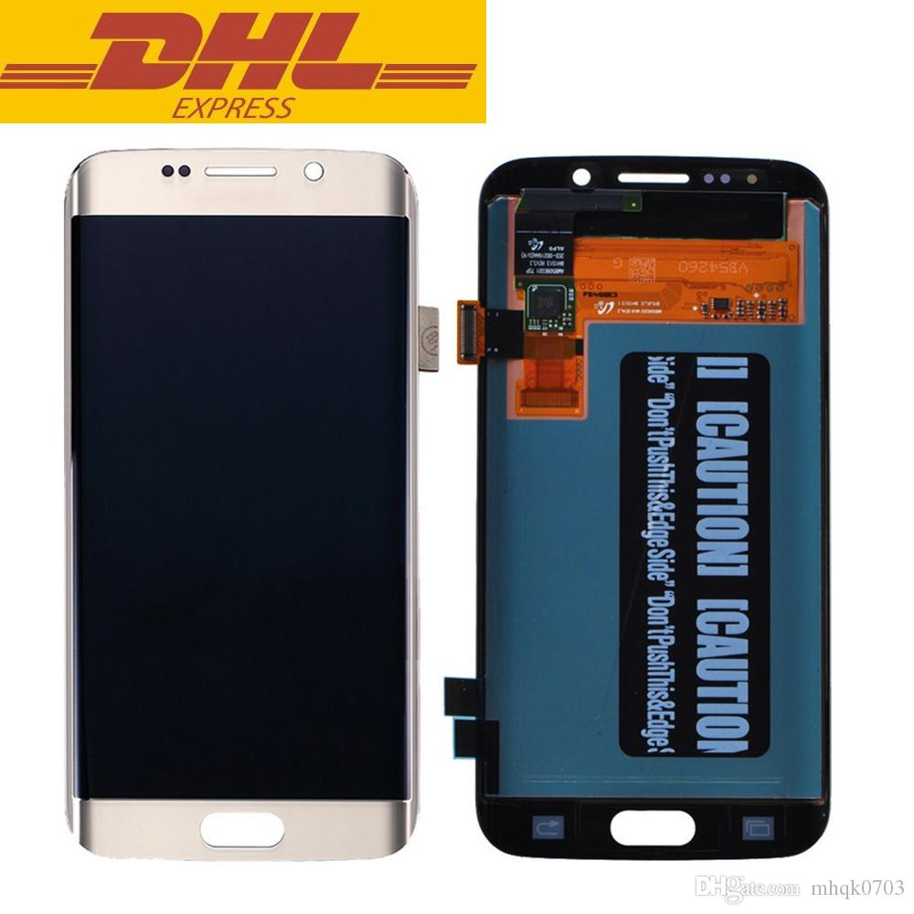 For Samsung Galaxy S6 Edge LCD Display With Touch Screen Digitizer Assembly Replacement G925A G925F G925P G925R4 G925T G925V