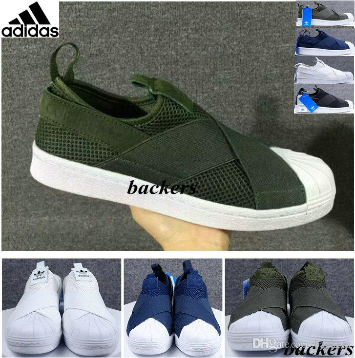 adidas superstar elastic