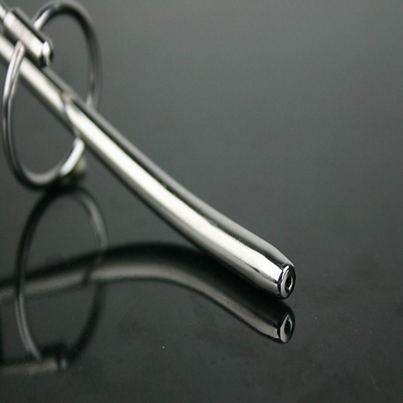 Penis Plugs Catheter Urethra Insertion Stainless Steel