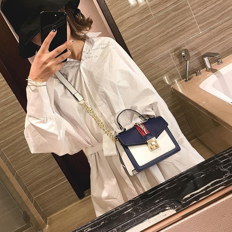HBP Çanta Yeni Moda Kadınlar Omuz Çantaları Tasarımcı Flap PU Deri Bayanlar Ünlü Marka Zincir Kadınlar Için Crossbody Çanta Yüksek Kaliteli Çanta
