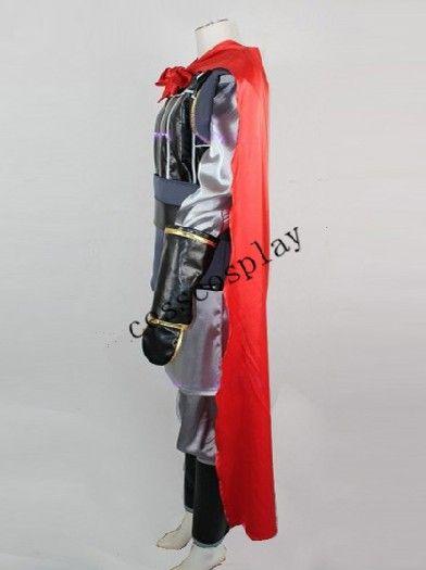 Großhandels-Mulan Li Shang Kostüm, Li Shang Cosplay Outfit