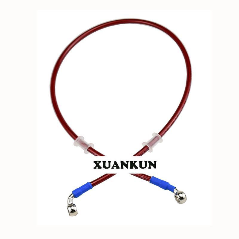 Tubo freno ad alta resistenza modificato per tubi freno in acciaio, gola 2200-2300 mm