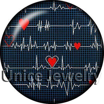 AD1304198 12/18 / 20mm Yapışır Bilezik Kolye için Charms Sıcak Satış DIY Bulgular Cam Yapış Düğmeler Aşk Sembol Tasarım takı yapımı