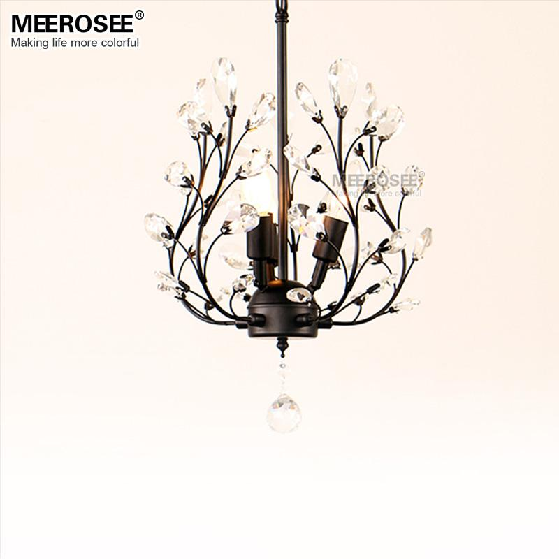 Modern Suspension Chandelier Crystal Chandelier Lamp Hanging Light Fixture Dinning Room Lustre Lights 110V 220V 100% Guarantee
