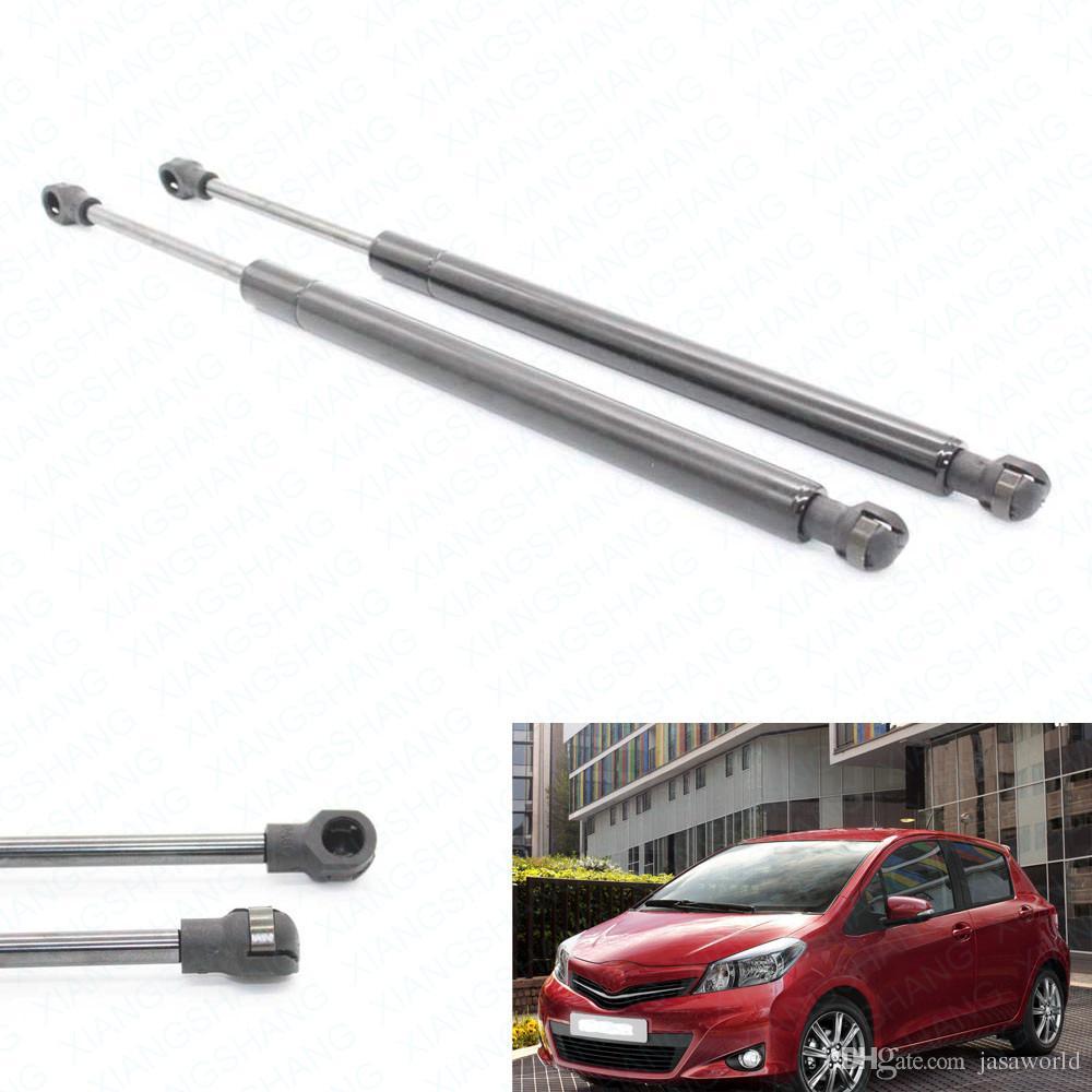 2шт/комплект автомобиль подходит для Тойота Ярис 2007 2008 2009 2010-2011 хэтчбек газлифт поддерживает стойки амортизаторы опоры штанги рукоятки