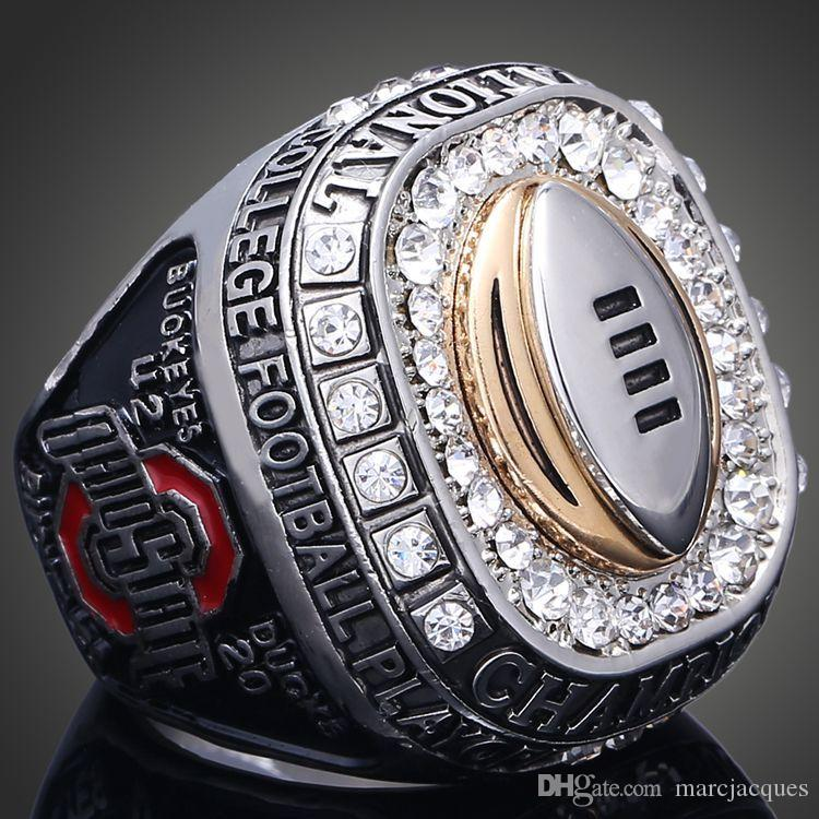 buckeyes jewelry sale from new promise ring replica wholesale product rose state fashion ohio men gold engagement rings ncaa sport championship