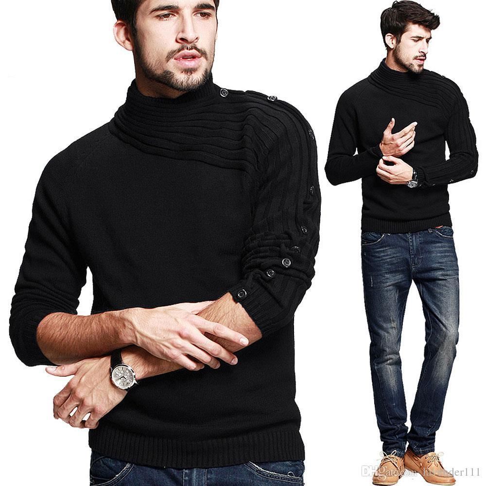 Hot selling Man Shawl Collar sweater, good quality Men Big size sweaters Men's knitwear Winter jersey S M L XL XXL free shipping