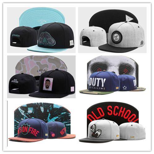 Wholesale Adjustable snapbacks Hats snapback caps Cayler and sons hat Women baseball hats last kings cap hater diamond Hip-hop snapback cap