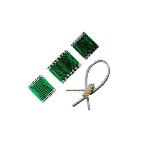 OBDDIY MB W210 W208 W202 pixel nastro saldatura t tip striscia di gomma per benz cluster display lcd pixel guasto riparazione cavo lcd