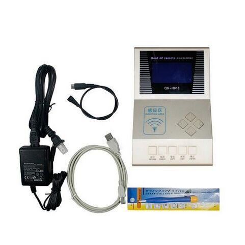 XQCarRepair QN-H618 Host di duplicatore di controller remoto QN-H618 RF Copiatrice H618 strumento di fabbro Host di chiave dell'automobile Telecomando