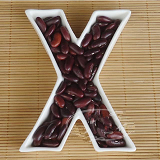 Ceramic Brief Dish, Keramik Weiß X Form Platte Snack Dish X Form Keramik Apotheker Gläser