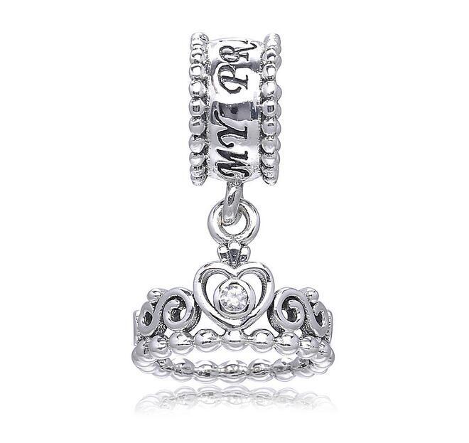 charm tiara pandora