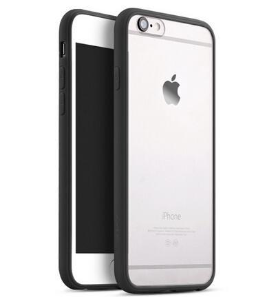 İnanılmaz yeni varış Orijinal IPAKY Marka şeffaf silikon telefon kılıfı için iphone 6 ve iphone 6 s için ultra-ince yumuşak tasarım
