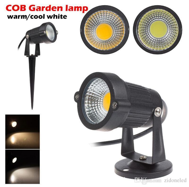 Paysage de tache de Waterpoof de lumière de pelouse de LED de LED allumant la lampe de voie de 3W pour la décoration de parc de jardin de pelouse
