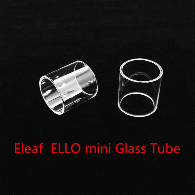 Оптовая Eleaf ELLO мини танк замена стеклянной трубки с DHL Бесплатная доставка купить дешевые Eleaf ELLO мини танк толстяк стеклянной трубки