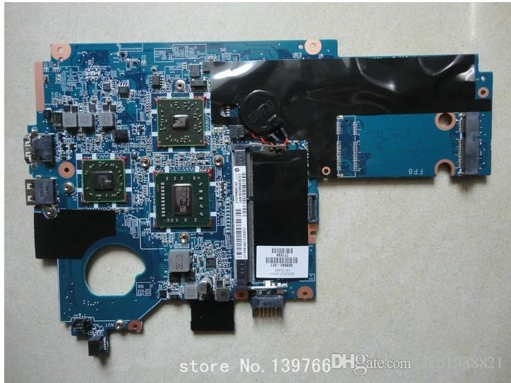 608640-001 board for HP pavilion DM1-2000 DM1 laptop motherboard with AMD DDR3 CPU k125