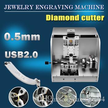 Anillo de joyería de alta precisión egraving, máquina grabadora, nueva marca de joyería de diseño / máquina de grabado,