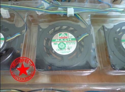 Nuevo MAGIC MGT5012XR-W10 12V 0.19A Ventilador de 4 líneas para tarjetas de video