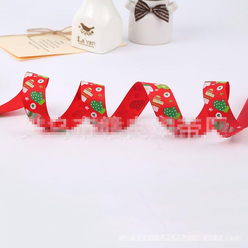 cinta de cm de ancho navidad lindo mueco de nieve de dibujos animados