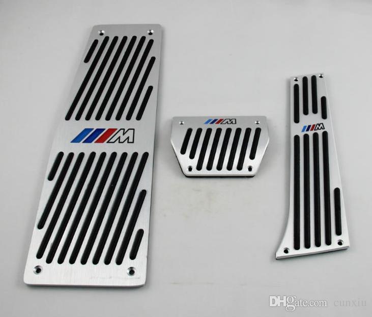الرياضة دواسة الفرامل مسند القدم مجموعة ل BMW X5 E53 2000-2006 AT LHD