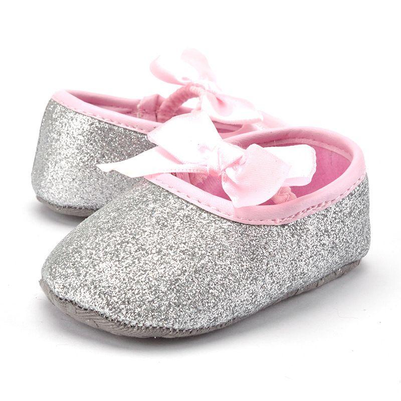 Bebek Toddler ayakkabı kapalı yumuşak alt bebek kaymaz prewalker ayakkabı