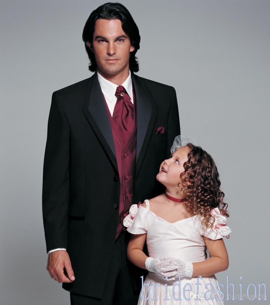 2021 NUEVA LLEGADA GROER TUXEDOS Vestido de novia para hombre Ropa de baile (chaqueta + pantalones + corbata + chaleco)