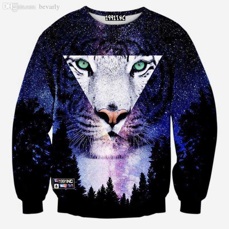 Wholesale-Alisister 2016 nouvelle mode automne basketbsweatshirt hommes / femmes 's hoodies sweat-shirts harajuku