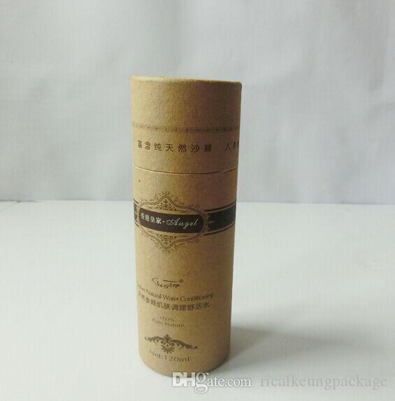 100% environment friendly kraft customized paper tube
