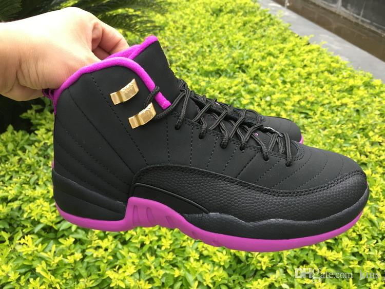 fff0d014d66f spain pink yellow womens air jordan retro 12 shoes 45689 b97dd