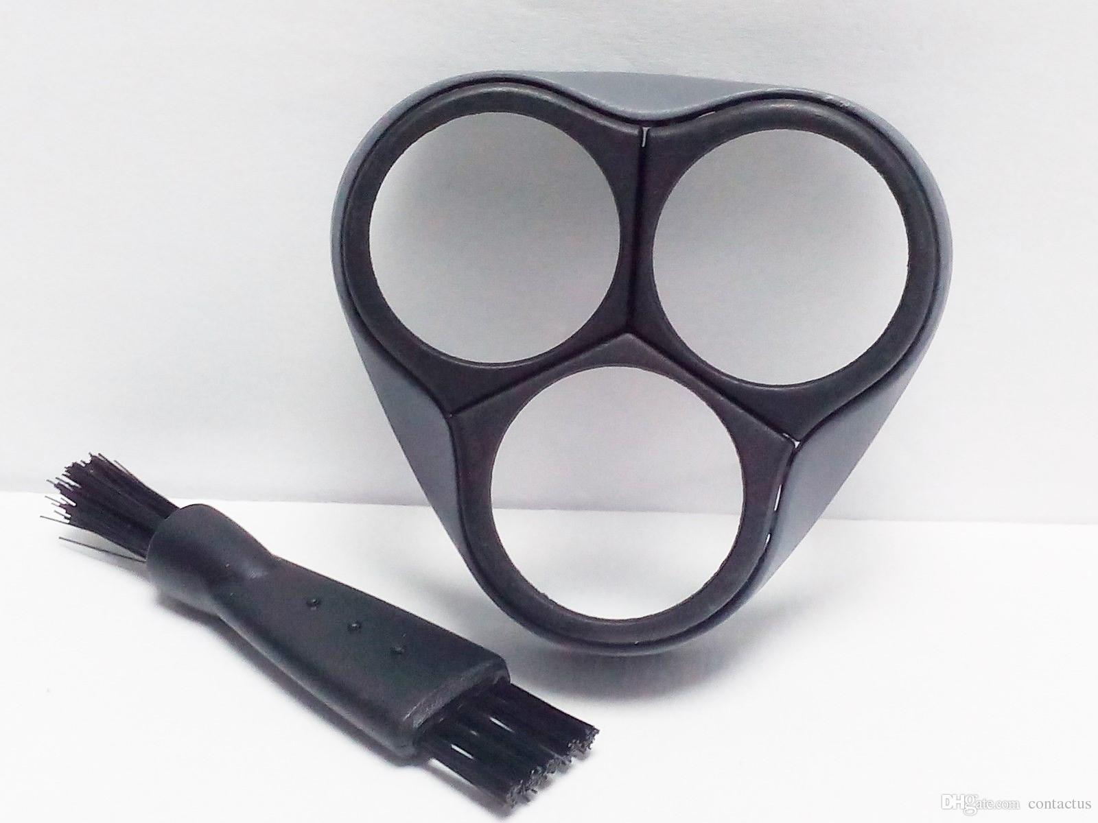 Shaver Razors Frame Holder Cover Gray Replacement For Philips Norelco HQ6605 HQ6610 HQ6640 HQ5430 HQ6859 HQ6868 HQ6874 HQ6879 HQ6646 HQ6675