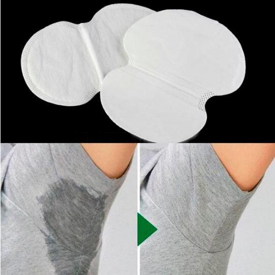 New Underarm Sweat Guard Deodorants Absorbing Pad Armpit Sheet Liner Dress Clothing Shield Hot Sell Free shipping