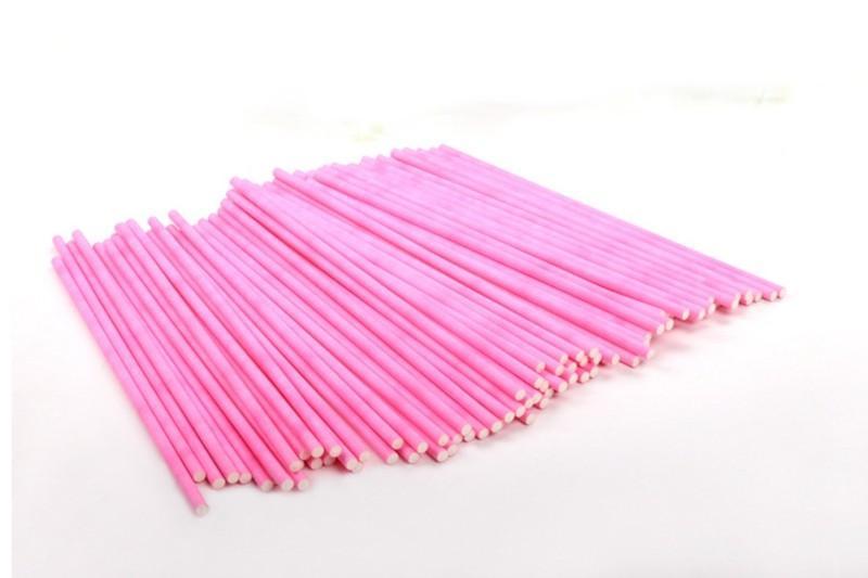 100pcs Colorful Lollipop Stick 15CM Papen Cake Pop Sticks for Lollypop Lollipop Candy Chocolate Sugar Cudgel Pole Handle Rod (3)