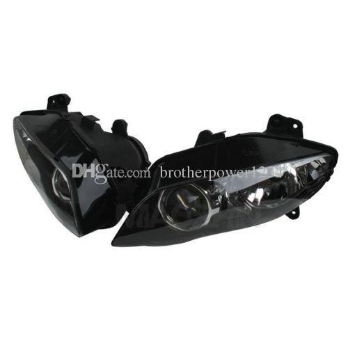 Motorrad-Frontleuchte Montage Scheinwerfer-Kopf-Licht-Lampe für YAMAHA YZF R1 2004-06