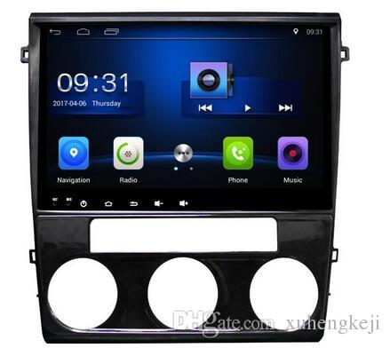 4-Core Android 6.0 10.1inch Car Dvd Gps Navi Audio for VW Lavida 2011+ steering wheel control wifi support DVR +3G 1Gb ram, 16G