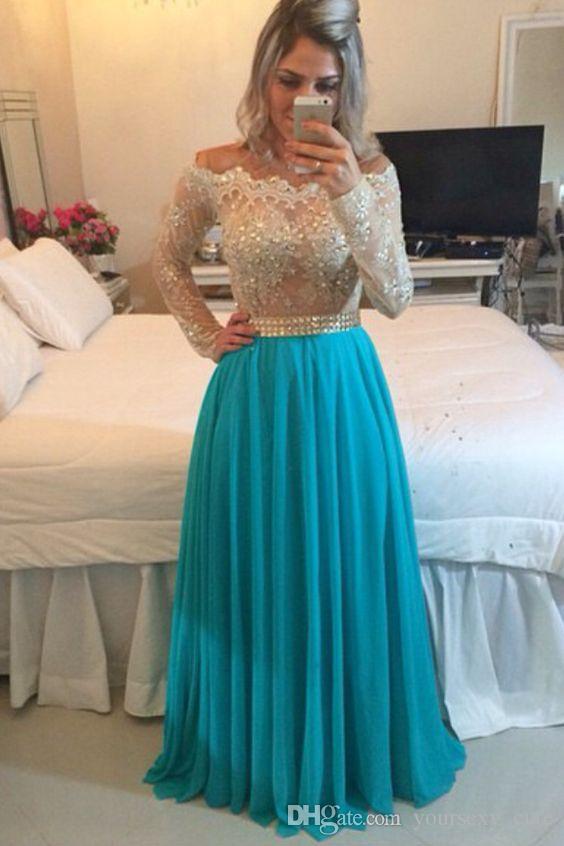 Fall Prom Dresses