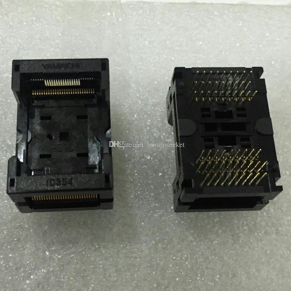 Yamaichi IC Gniazdo Test IC354-0562-010P TSOP56PIN 0.5mm Pitch Burn In Gniazdo