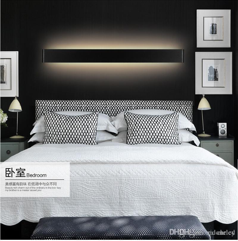 41cm led appliques murales 14W en aluminium led appliques murales lampes de chevet AC85-265V lamparas minimaliste moderne