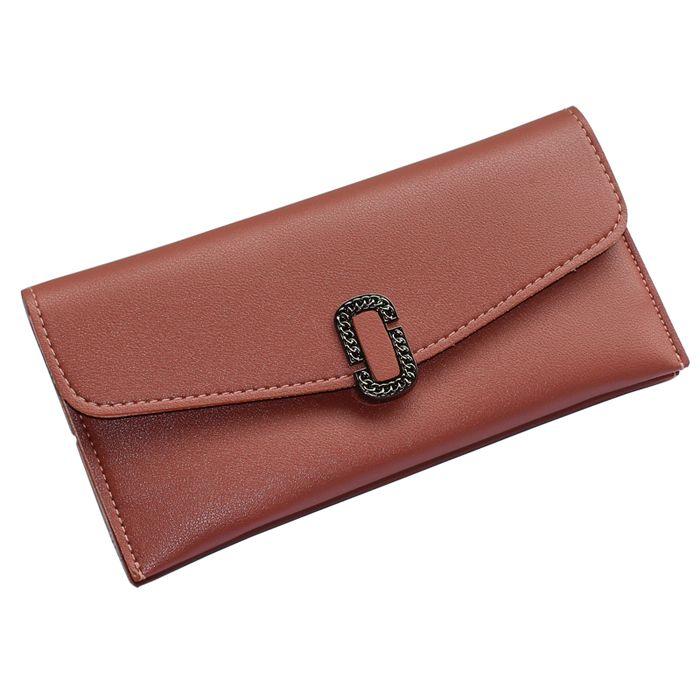 Women Wallets Lady Purses Long Money Bags Female Girls Zippe Coin Purse Pocke Card ID Holder Clutch Envelope Bag Wristlet Wallet
