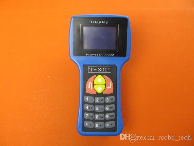 T300 Key Programmeur Auto Clé à transpondeur Code t 300 Haute Qualité Professionnel T 300 Clé Programmeur un an de garantie
