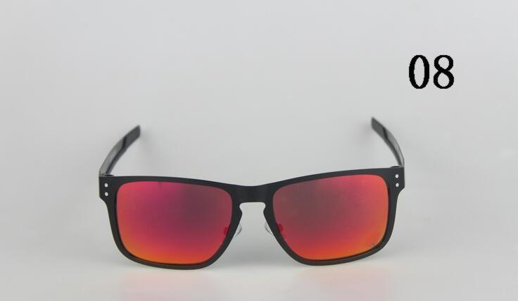 New Metal 4123 Sunglasses UV400 Lens Sports Sun Glasses Fashion Trend Cycling Outdoor Eyewear 10 Colors