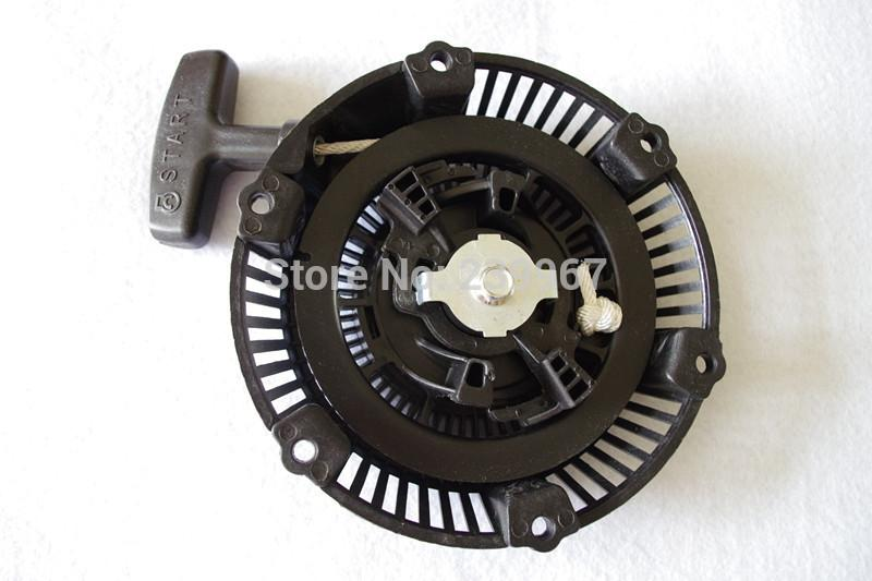 Pull starter parson type for Mitsubishi GM82 GM082 4 cycle free shipping generator starter assembly repl OEM P/N KS02060AD