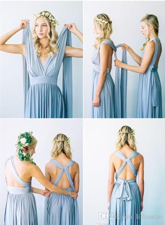 the research bridesmaid dresses 8 ways