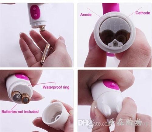 Clitórnio Velocidades G Vibração Dual Spot 30 Vibrador Vibrador Mulheres Brinquedos Pessoas Vara Dildo Impermeável Feminino Adulto Produtos Sex Sex Fo Vruv